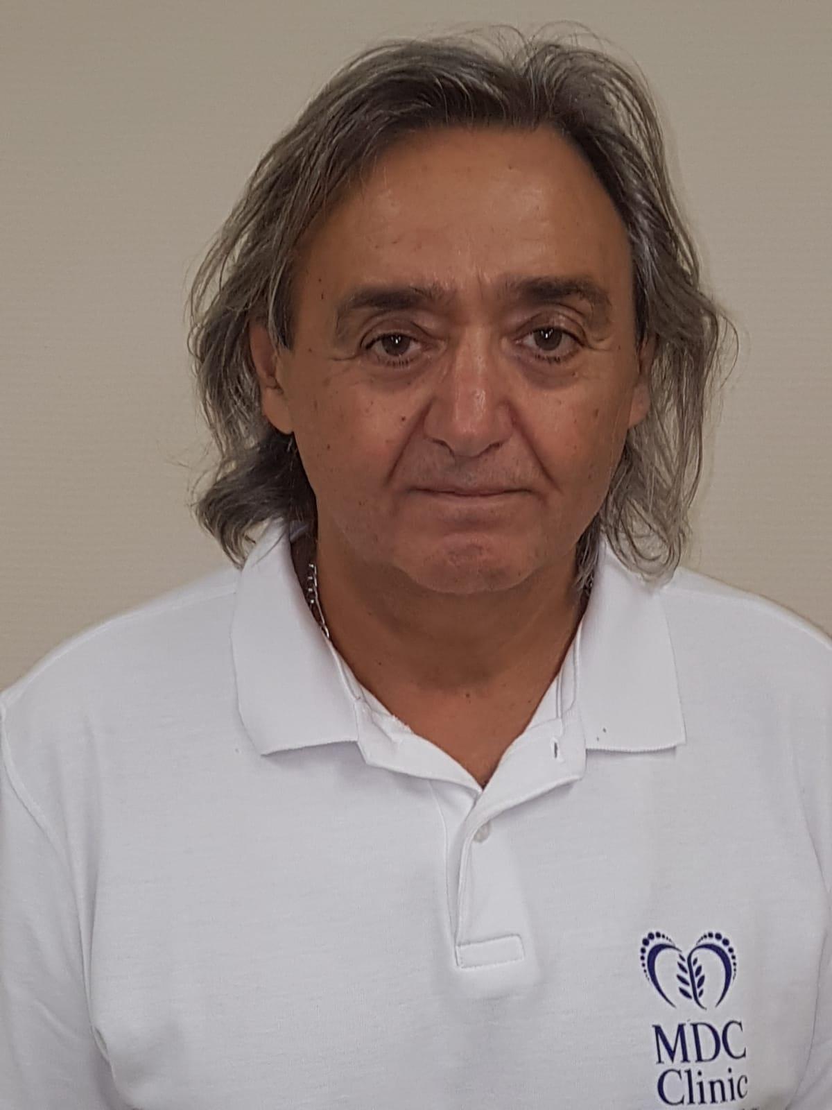 Dr. Kőrösi Géza